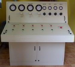 125 Kva Three Phase Pneumatic Control Panel