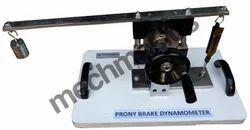Pony Brake Dynamometer Model