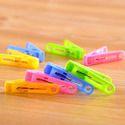 Colored Plastic Clip