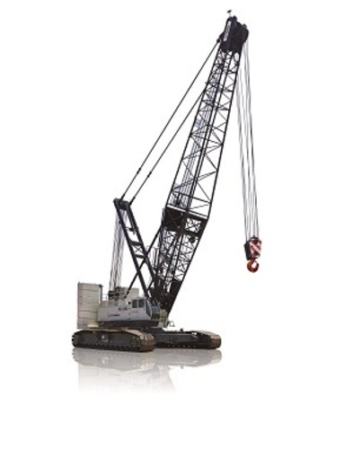 Lattice Boom Crawler Cranes | Terex India | Real Estate
