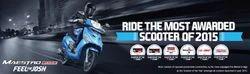 Maestro Edge Motor Scooter
