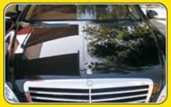 Paint Protection With Polymer Nano Technology Sealant