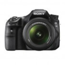 Sony SLT A58K DSLR Camera