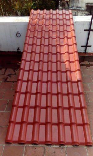 Spanish Tile Roofing Sheet