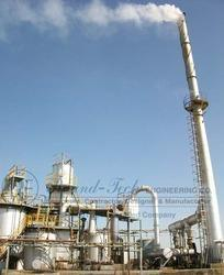 Rotary Kiln Incinerator for Industrial Waste