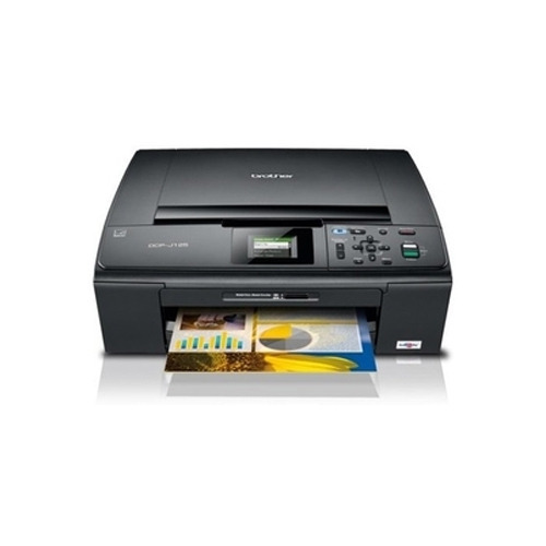 BROTHER DCP-J125 PRINTER DRIVERS FOR WINDOWS XP