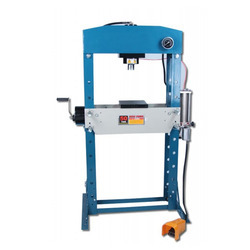 Merrit Hand Operated H Frame Hydraulic Press
