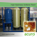 Golden High Hardness Softener Resin, Pack Size: 25ltr, For Water Softening