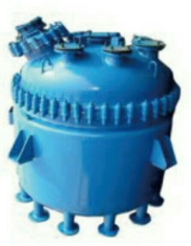 Glass Lined Reactor, Capacity: <1 KL, 1-2 KL, 2-3 KL, 3-4 KL, 4-5 KL, >5 KL