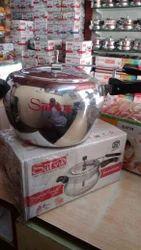 Satvik Silver Pressure Cooker