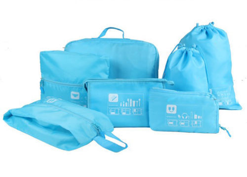 Other Items 7 Pcs Sets Clothes Storage Bags Packing Cube