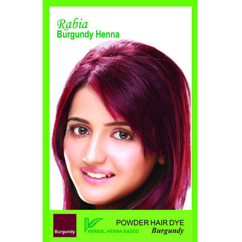 Burgundy Henna Hair Dye Henna Hair Dyes S2 International New