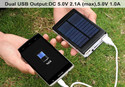 Solar Power Bank  (Without Packing And Without Gst )