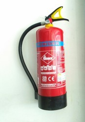 Mild Steel A B C Dry Powder Type Omex Fire Extinguisher, For Office, Capacity: 4Kg
