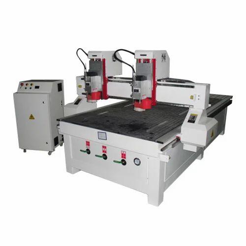 Plastic Cnc Router Machine Semi Automatic Rs 650000
