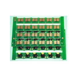 Color Toner Cartridge Chip