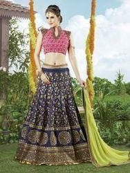 Wedding Wear Designer Lehenga Coli