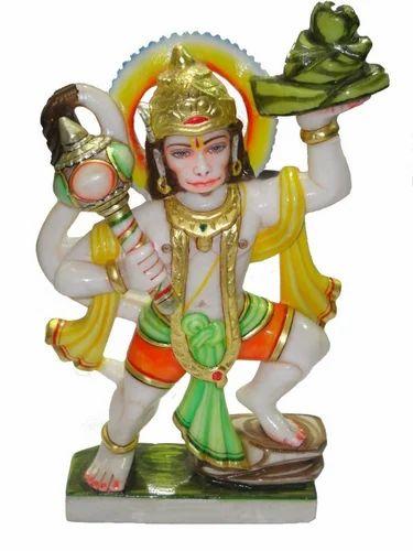 4068156b0a1 Hanuman Marble Murti at Rs 2500  feet