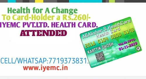 Health Card Of Iyemc Pvt ltd