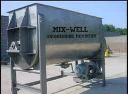 M.s New Powder Mixture Machines, Capacity: 200 to 300kg
