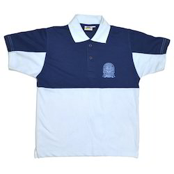 Front Logo School T-Shirt