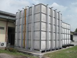 Pipeco GRP Water Tanks