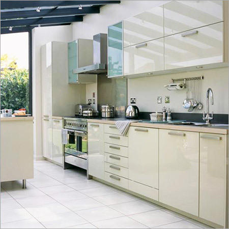 Straight Line Modular Kitchen - View Specifications ...