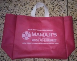 Supermarket Printed Grocery Bag