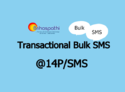 Transactional Bulk SMS(50000 SMS Package)