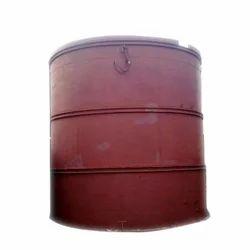 Mild Steel Chemical Vessel