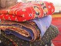 Handmade Kantha Quilt Reversible Kantha Quilt