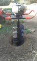 82 ccGasoline Soil Auger