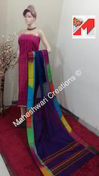 Handloom Ladies Suit Fabric