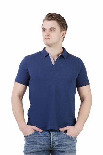 0c188840e8caf Medium And XXL Navy Blue Men  s Polo Shirt