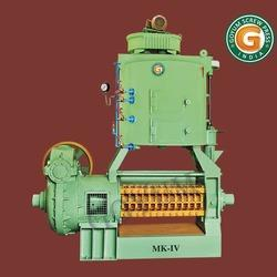 Larger Capacity Oil Press