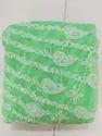 Green Chikan Saree