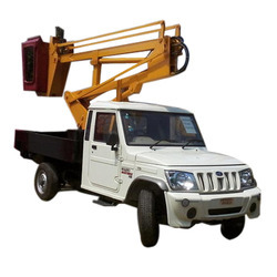 Mahindra Pickup Sky Lift