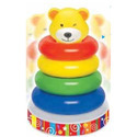 Boys Musical Toddler Ring Teddy Roly Poly