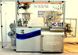ALU Blister Packing Machine(HC 101 - Single Track Machine )