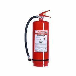 Mild Steel DCP Type Fire Extinguishers, Capacity: 10 kg