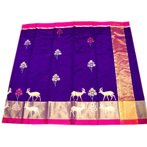 8151a171e16 Bharat Chanderi Saree Store - Wholesale Supplier of Pure Silk Chanderi Saree    Maheshwari Saree from Ashoknagar