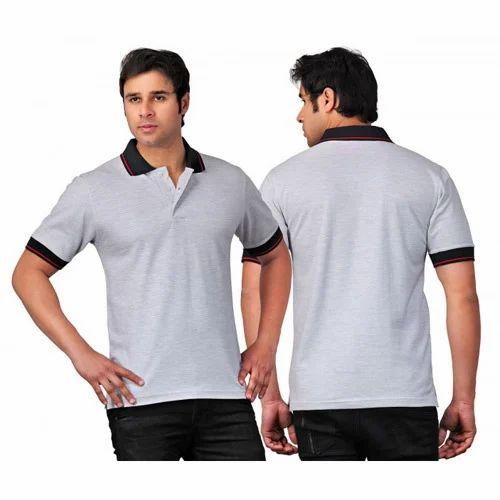 2dcf9b98204 Mens Collar T-Shirts - Mens Casual Collar T-Shirt Manufacturer from Tiruppur