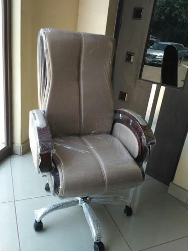 Box Handle Boss Chair