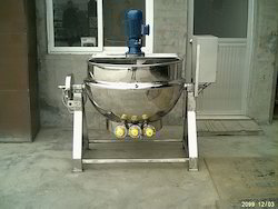 Tilting Paste Kettle for Ointment