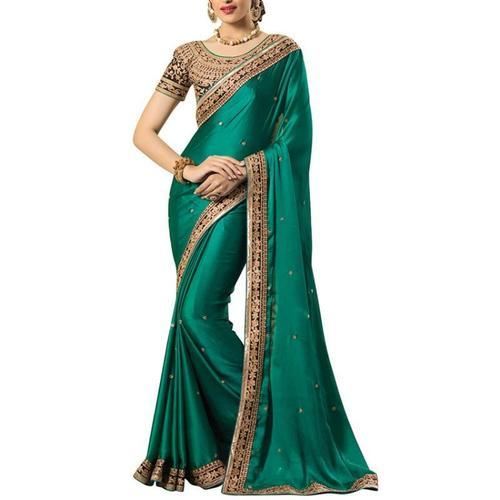 c6acd8bb40d94 Satin Saree at Best Price in India