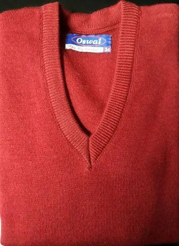 4de5e6ceb43366 All Colors Plain School Sweater Up Uniform, Rs 120 /piece   ID ...
