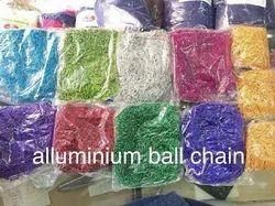 Ball Chain Aluminum 1.5mm Gold