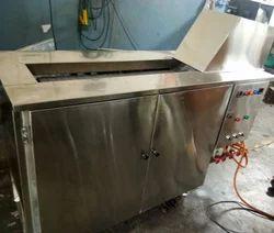 Semi automatic phulka  Chapati Making Machine