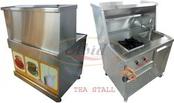 Tea Stall, For Commercial