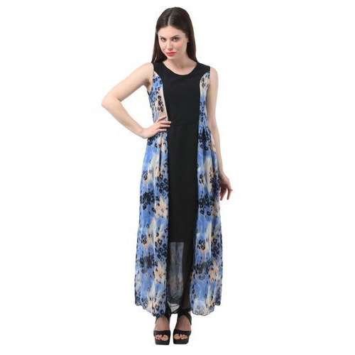 f0c94ceb7e Ladies Maxi Dress at Rs 230 /piece | मैक्सी ड्रेस - New ...